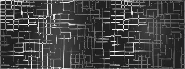 Декор Akkord (черный) DWU06AKD200