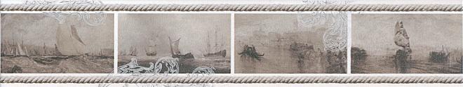 Бордюр Ньюпорт Корабли коричневый STG\A209\15010