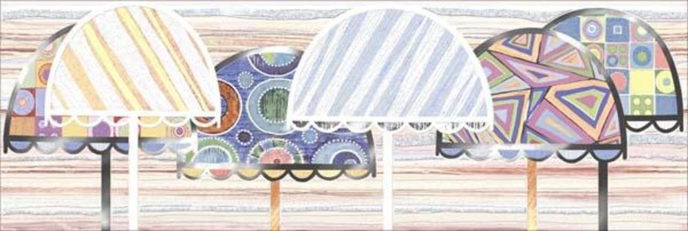 Декор Бриз зонтики (ВС11БР604)