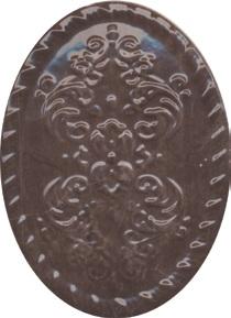 OBA010 Декор Версаль коричневый