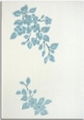 Декор Капри бирюзовый