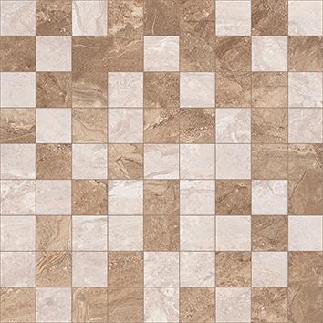 Polaris Мозаика коричневый+бежевый