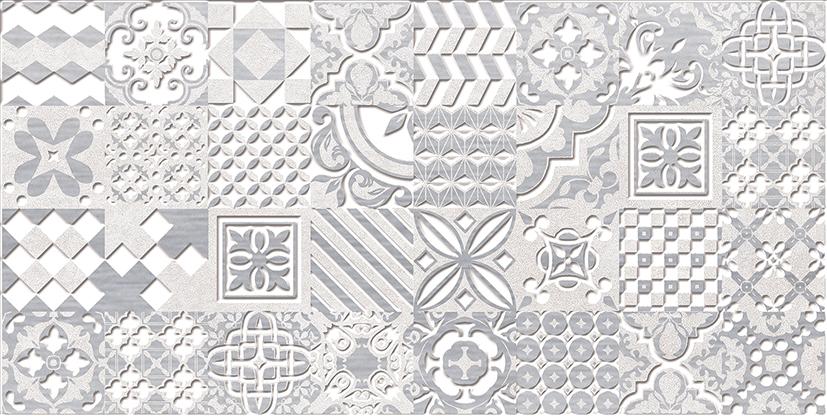 Bastion Декор серый 08-03-06-454