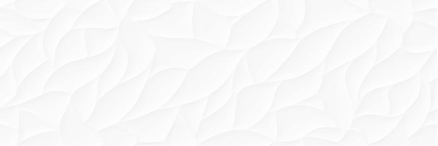 Glory Плитка настенная рельеф. белая (GOU052)