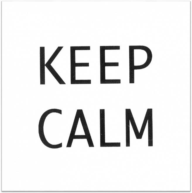Декор Итон Keep calm AD\A168\1146T