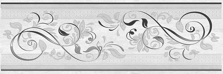 Мармара Ажур Декор серый 17-03-06-659