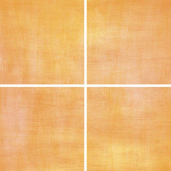 Акварель оранжевый